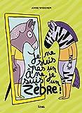 Je ne suis pas un âne, je suis un zèbre !