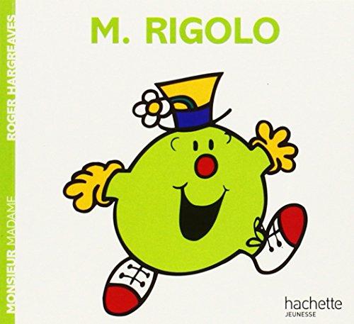 Monsieur Rigolo par Roger Hargreaves