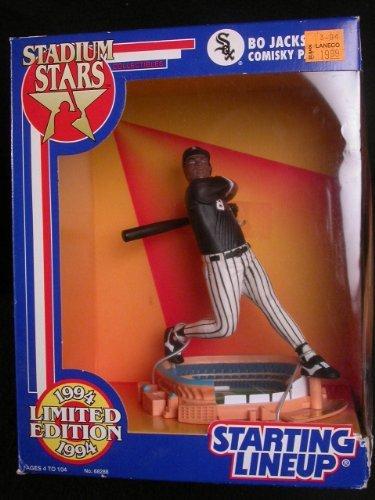 Bo Jackson Comiskey Park 1994 Starting Lineup Stadium Stars - Comiskey Park