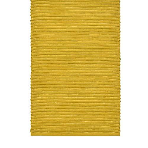 Sander Breeze Tischläufer, Verschiedene Größen, Fb. 7 Gold, Größe Tischwäsche:Tischläufer 35 x 100 cm - Sander 7
