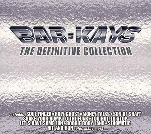 The Definitive Collection (3cd Digipak) - Cherry Bar Set