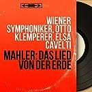 Mahler: Das Lied von der Erde (Mono Version)