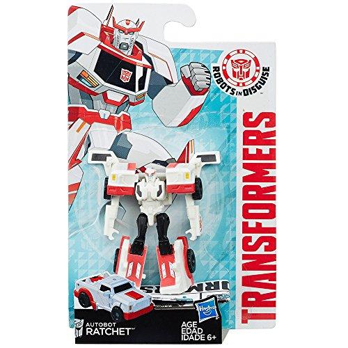 Hasbro Transformers B5594ES0 - Robots in disguise Legion Ratchet, Actionfigur