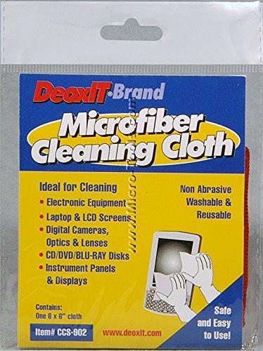 Caig panno di pulizia–microfiber Cleaning Cloth 15cm x 15cm
