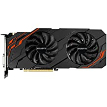 Gigabyte GeForce GTX 1070 Ti WindForce 8G 8 GB GDDR5 Graphics Card - Black