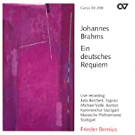 Brahms: German Requiem (A)