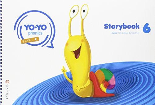 Yo-Yo Phonics -Pack Storybook 6 - 9788414002582 por Ines Delgado-Echagúe Sell
