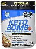 BPI Sports Keto Bomb Caramel Macchiato - 468 gr
