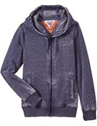 Kaporal - Sweat-shirt à capuche - Imprimé - Manches longues - Fille