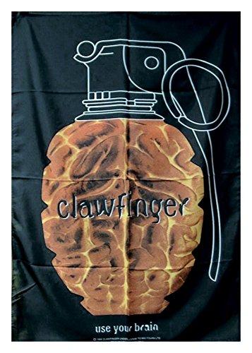 Poster Bandiera - Claw dita | 692