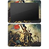 Samsung Galaxy Tab 2 10.1 Autocollant Protection Film Design Sticker Skin Delacroix France Révolution