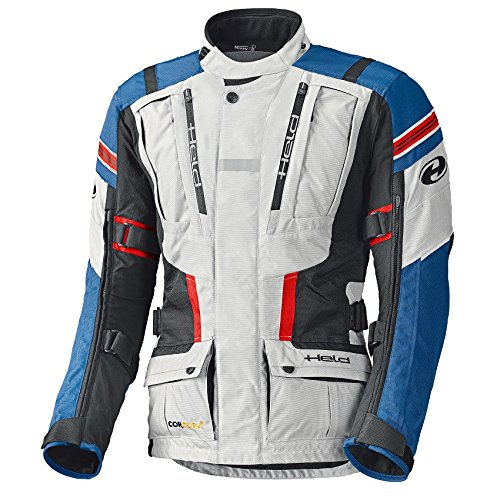 Held Textile Jacket Hakuna Ii Grey/Blue L -