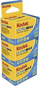 Kodak Ultra Max 400 Farb Negativfilm 36 Aufnahmen Kamera