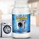 wanshop   Naturel Detergente Multiuso Detersivo Sensitive Liquido Rimuovere Lo Sporco nel Serbatoio Aiuta a Rimuovere L'odore Causando in Qualsiasi Lavatrice (Bianco)