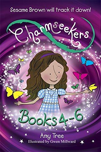 Charmseekers. Books 4-6