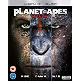 PLANET OF THE APES BOXSET [Bluray] 2018