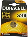 Duracell DL2016 3 V Coin Cell Lithium Battery
