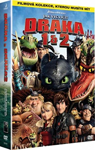 2dvd-jak-vycvicit-draka-1-2-2dvd-how-to-train-your-dragon-1-2-tcheque-version