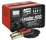 Batterieladegerät und Starter zum Aufladen von Batterien mit freiem Elektrolyt (WET) TELWIN Artikel-Nr.807551 Leader 400 230V, mit 12/24 V Spannung