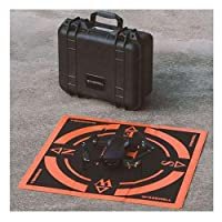 FREEWELL Compact Landing Pad compatible with DJI Mavic Pro,DJI Mavic Air, DJI Spark, DJI Mavic Platinum, DJI Tello , Autel Evo