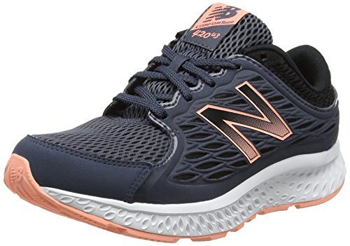 New Balance Damen 420v3 Hallenschuhe Thunder/Black