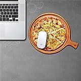 Bluelover Maus Pad Aufkleber Mat Sticker Pag Wasserdicht Abnehmbare Desk Aufkleber Pizza Home Decor Geschenk