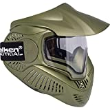 Unbekannt Sly Paintball Maske Annex MI-7 Thermal, Olive, 62962