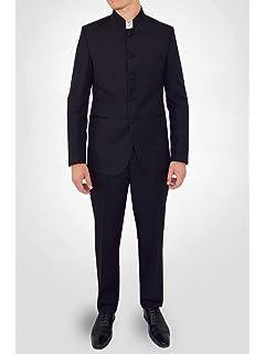 Kebello Smoking Bicolore Homme Noir  Amazon.fr  Vêtements et accessoires 1185af89106