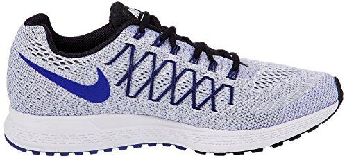 Nike Air Zoom Pegasus 32, Scarpe De Trail Running Uomo Bianco (blanc / Concord / Noir)