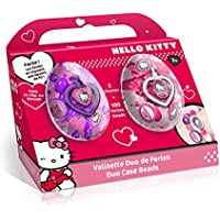 Ct - Ciao Kitty - Ct04989 - Kit ricreazione creativa - Conti Duo valisette - Ciao Kitty Kit