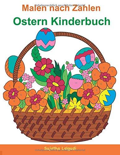 stern Kinderbuch: Mein buntes Malbuch Ostern + BONUS: 26 kostenlose Malvorlagen zum Ausmalen ()