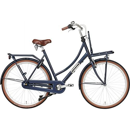 51Yv3wMiE0L. SS500  - POPAL Daily Dutch Prestige 28 Inch 57 cm Woman 7SP Coaster Brake Dark Blue