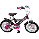 "Stamp MO130047SE - Bicicletta 16"", Monster High"
