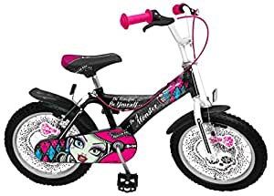 Stamp - Mo130047se - Vélo - Monster High - 16 Pouces