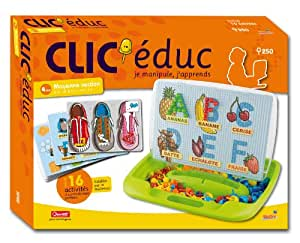 Clic Educ - 50/400 - Jeu Educatif - Moyenne Section