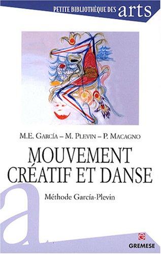 Mouvement créatif et danse par M.E. Garcia