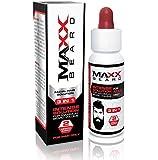 Maxx Beard - #1 Facial Hair Solution, Natural Solution for Maximum Beard Volume-2 Month Supply- 100 % Satisfaction Guaranteed by maxx beard
