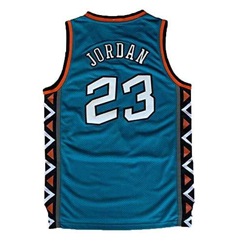 LLYLL Camiseta Baloncesto Hombre - Bulls # 23 Jordan