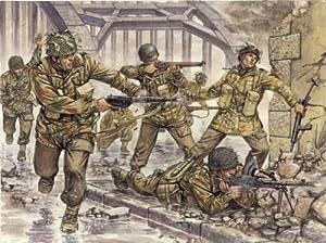 Italeri 6034S  - Británica Red Devils segundo La Primera Guerra Mundial
