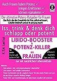 Die besten Weibliche Libido Boosters - LIBIDO-BOOSTER & POTENZ-KILLER bei Frauen - Iss, trink Bewertungen