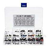 BouBou 15 Tipi Di Interruttori Tattili A Pulsante Microinterruttore Dip Smd A 4 Pin Per Quadro Elettrico Fornello A Induzione
