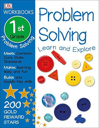 DK Workbooks: Problem Solving, First Grade (Grade Games Math 4)