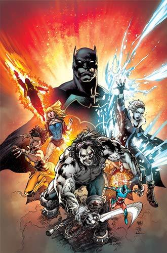 Justice League Récit complet 10 Face à Prometheus! par Steve ORLANDO