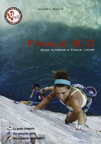 Finale 8.0 - Rockclimbing a Finale Ligure