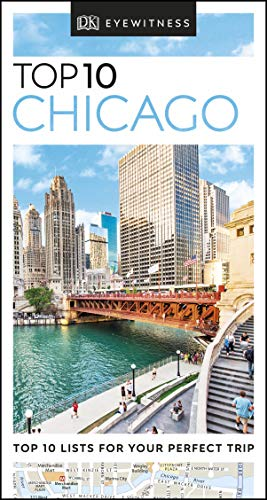 Top 10 Chicago (DK Eyewitness Travel Guide) (English Edition)