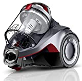 Dirt Devil DD2225-3 Rebel 25 HF Aspirateur sans Sac Noir/Gris