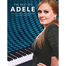 The Best of Adele, piano (Easy Piano)