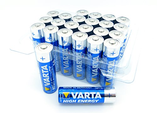 24Varta, High Energy, micro AA, alcaline MN1500