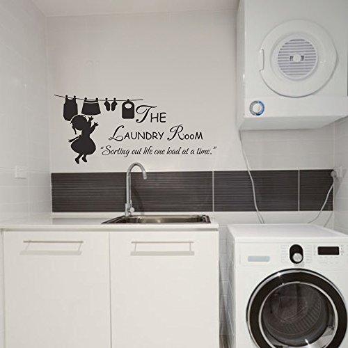 vinile-washhouse-in-vinile-con-citazione-la-vita-lavanderia-risolvere-un-carico-in-un-tempo-a-dire-l