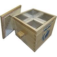 Moxa Kasten/ Moxabox aus Holz mit Sieb und Deckel - Moxakasten - sehr solide Qualität preisvergleich bei billige-tabletten.eu